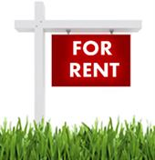 For Rent Signm